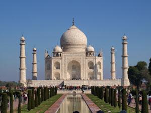 Taj Mahal, India, travel, global, authors