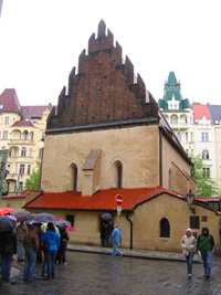 The Old-New Synagogue, Prague