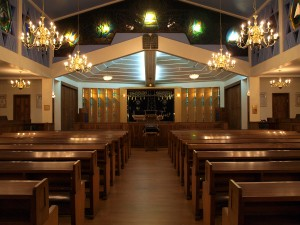 Nairobi Hebrew Congregation, Main Sanctuary, Kenya