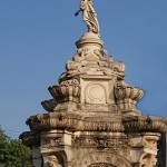 Mumbai, India: Flora Fountain, Asia travel, global travel authors