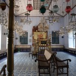 Cochin: the Paradesi Synagogue, India