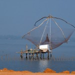 India, travel, Asia, international, Cochin, nets, fishing, south.