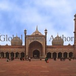 India, travel, Asia, international, Delhi, mosque, Masjid, shah Jahan, mughal