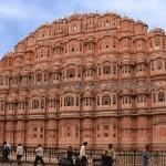 India, travel, Asia, international, Palace of the Winds, Jaipur, India.
