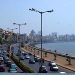 India, travel, Asia, international, Marine Drive, Mumbai, India, Bombay