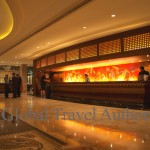 India, travel, Asia, international, Lobby of Famous Taj Hotel in Mumbai (Bombay) India