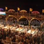 India, travel, Asia, international, Ganges Fire Arti, Varanasi, India