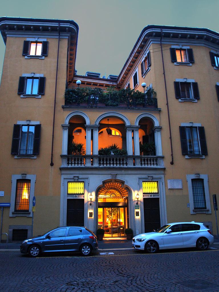 The Grand Duka Di York hotel, Milan, Italy, travel, global travel authors, tips