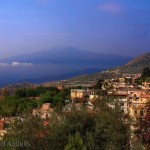 Mount Etna and Taormina Sicily