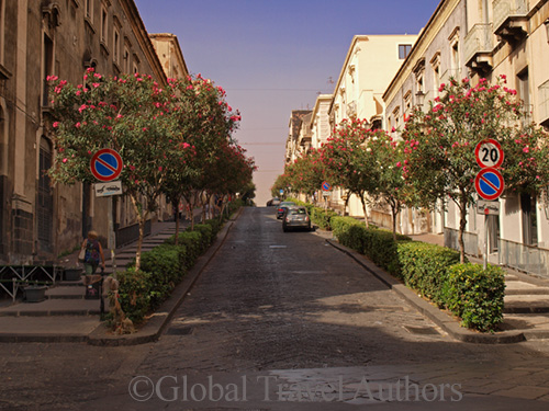 Catania boulevard