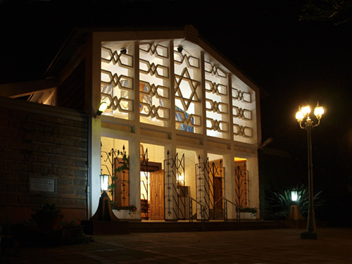 Nairobi Hebrew Congregation Synagogue, Kenya