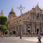 Duomo cathedral, Catania