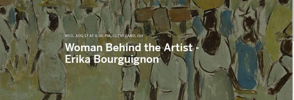 lecture about Erica Bourguignon