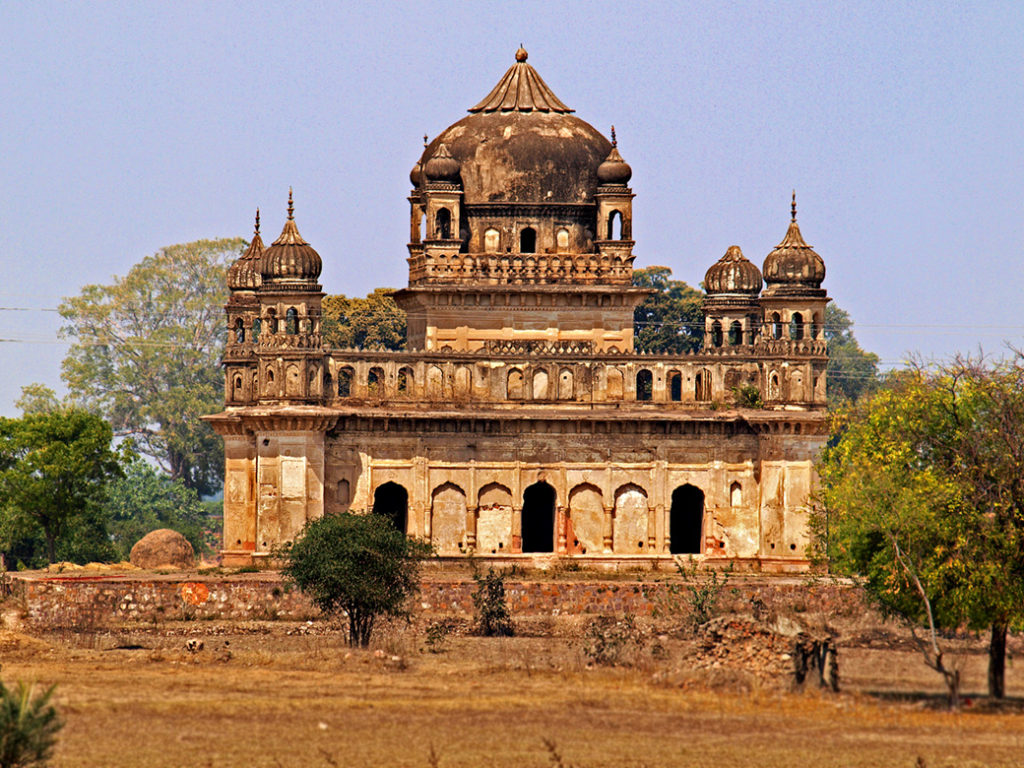 mausoleum in India