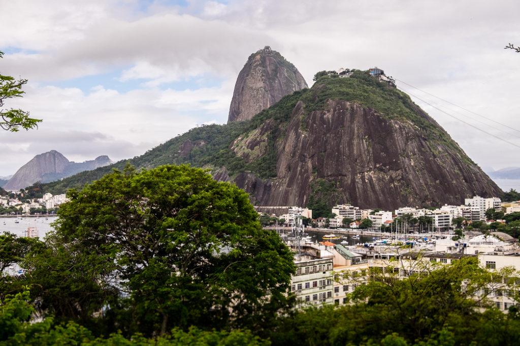 Loaf Mountain in Rio de Janeiro, Brazil