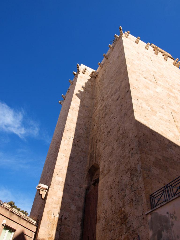 Torre del'Elefante in Il Castello