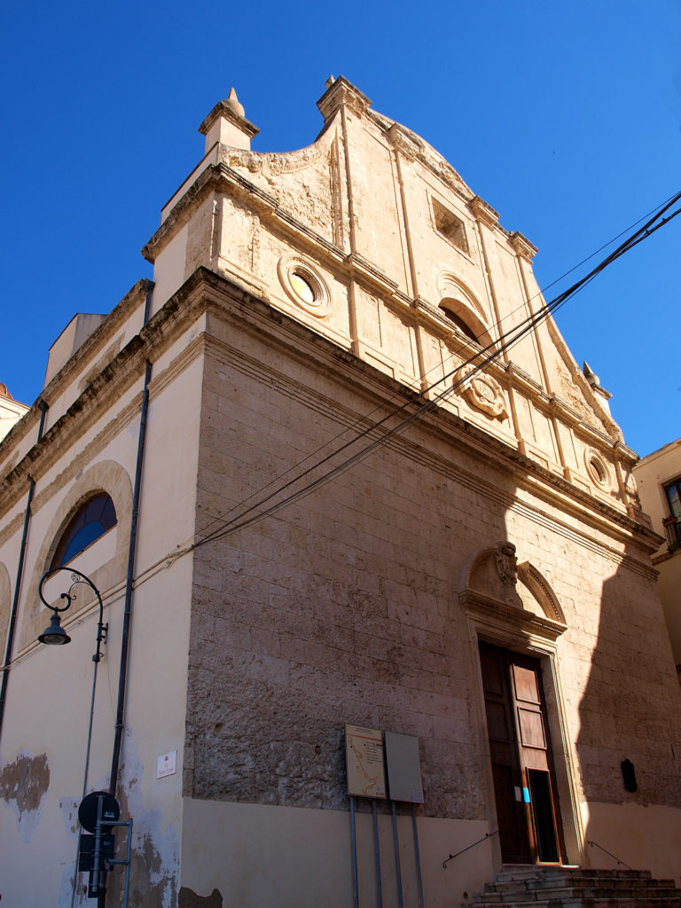 Church of Santa Croce, Cagliari