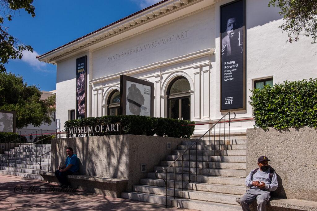 Santa Barbara Museum of Art.
