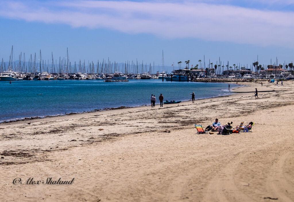 East Beach Santa Barbara
