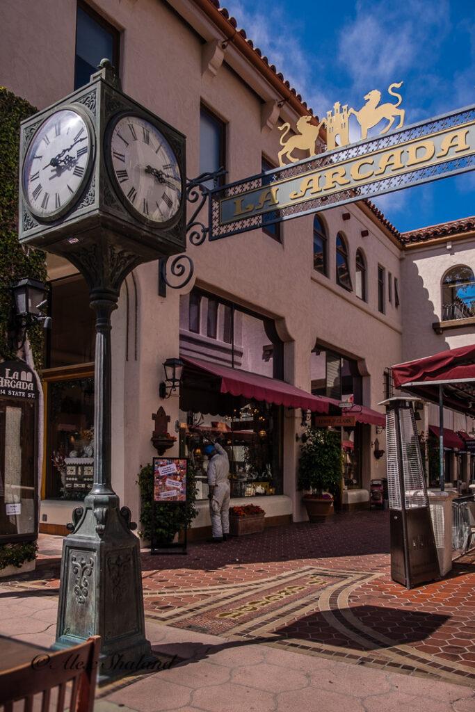 La Arcada, State Street, Santa Barbara, CA