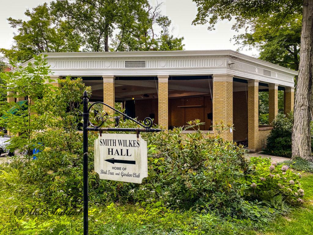 Smith Wilkes Hall